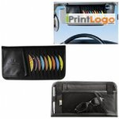AUTO VISOR CD HOLDER-IGT-1558