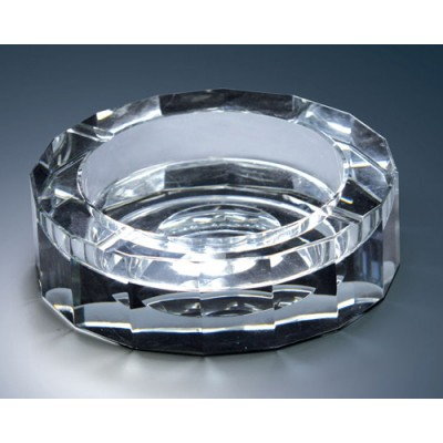CRYSTAL ASHTRAY-IGT-AS0008