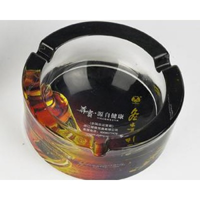 CRYSTAL ASHTRAY-IGT-AS0029
