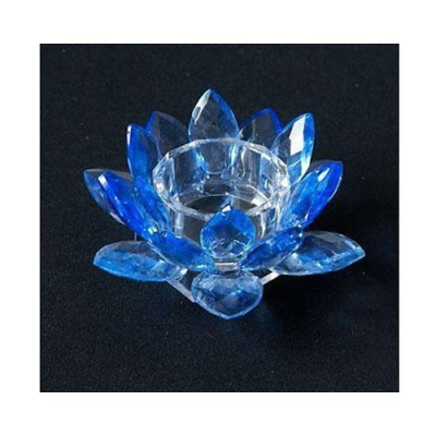 CRYSTAL CANDLE HOLDER-IGT-CH0060