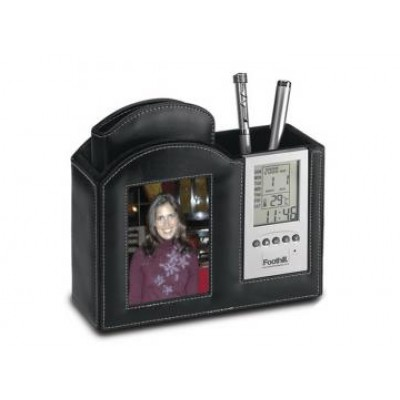 LEATHER PHOTO FRAME-IGT-1376