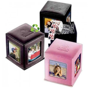 LEATHER PHOTO FRAME-IGT-2349
