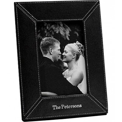 LEATHER PHOTO FRAME-IGT-9073